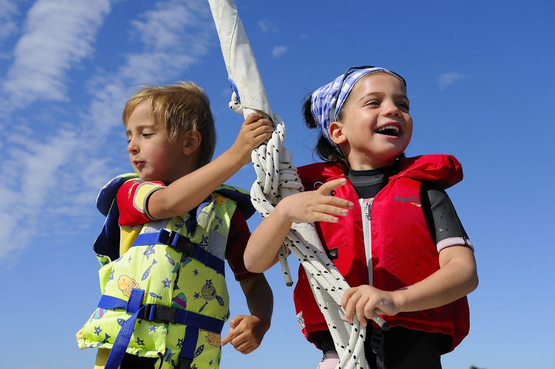centre nautique enfants