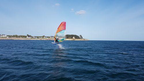 Windfoil - centre nautique Sainte-Marine